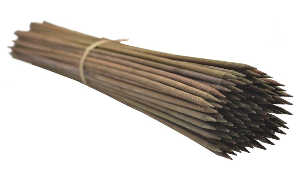 Kolíky bambusu 40 cm 4,5 /5 mm /5000шт/ bronz