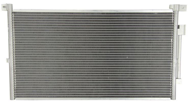 ford mondeo mk3 18 20 25 радиатор кондиционирования воздуха
