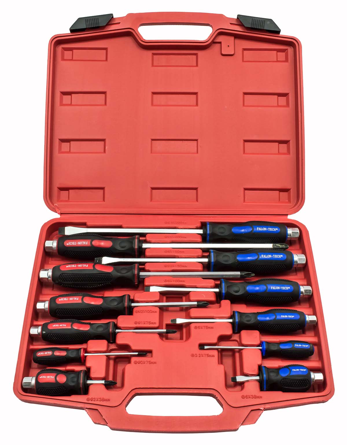 Набор отверток для сверления отверток PHEL 12EL PH2