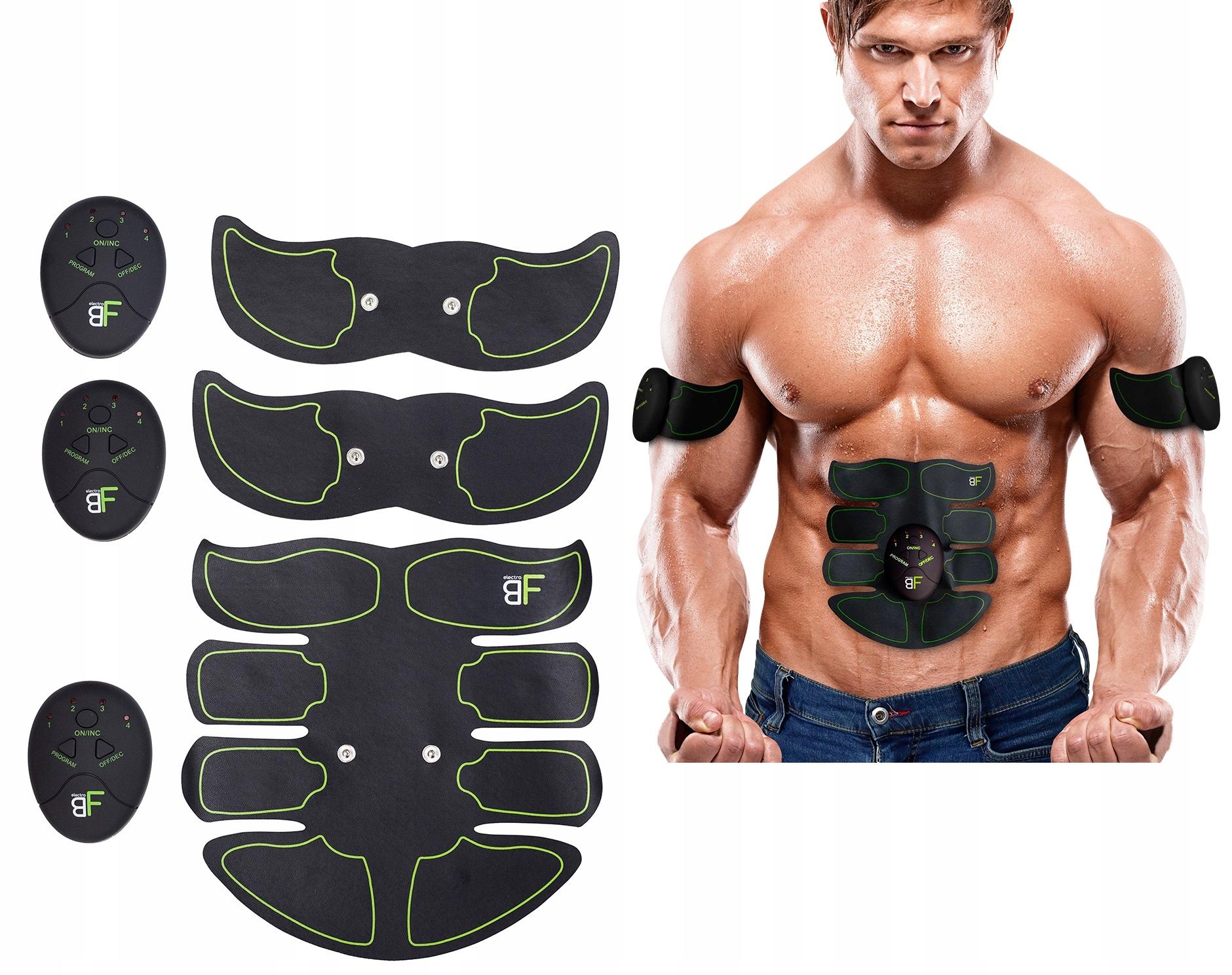 Elektrostimulátor stimulátor Svalové žalúdočné ramená