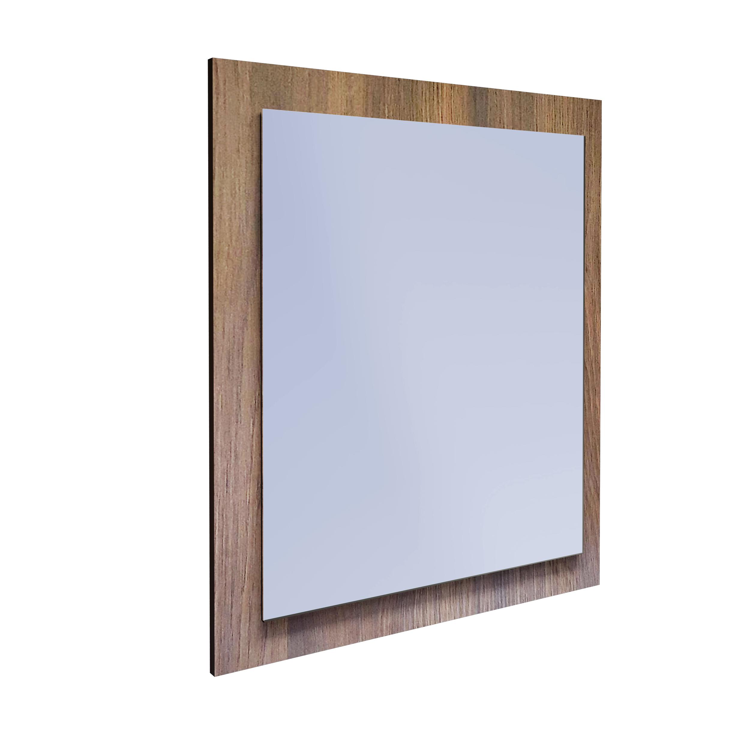 Kúpeľňové zrkadlo na Sklo-DUB PALERMO IGA