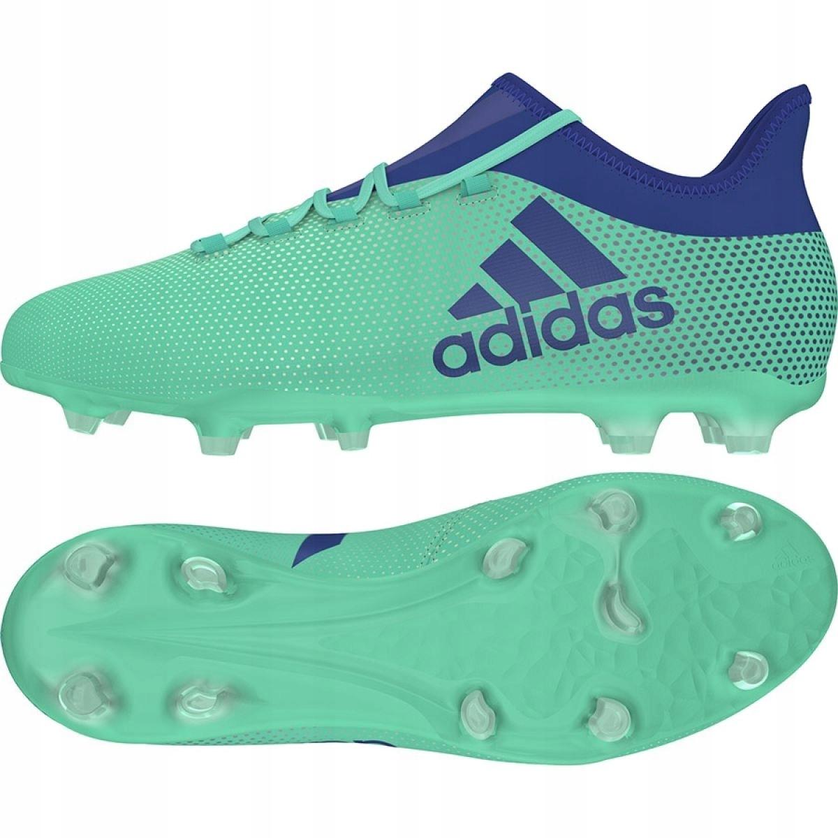 d452a8dd28eb Buty piłkarskie adidas X 17.2 FG M CP9189 40 - 7515054640 ...
