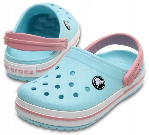 Crocs Crocband Clog Junior Ice blue J2 33 34 7529662801