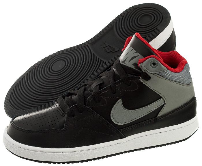 Buty Damskie Sportowe Nike Proirity MID GS Czarne
