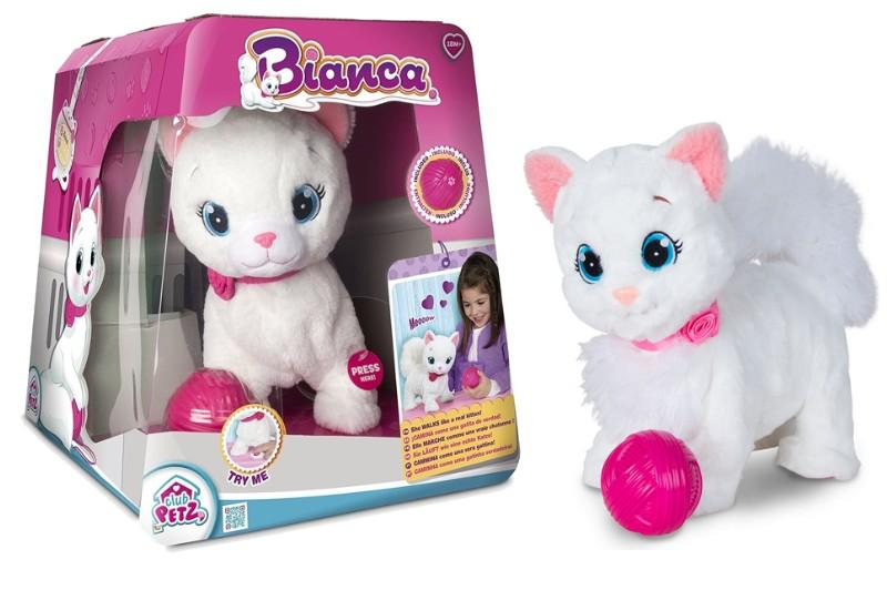 Tm Toys Interaktywny Kot Kotek Bianca 7311095894 Oficjalne
