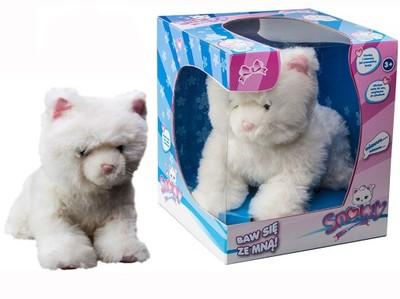 Kot Kotek Snowy Ii Interaktywny Tm Toys 7093722046 Oficjalne