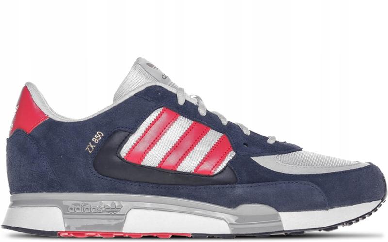ogromna zniżka 100% autentyczności nowe style Buty Adidas ZX 850 D65905 r. 46|| %PROMOCJA% - 7462859703 ...