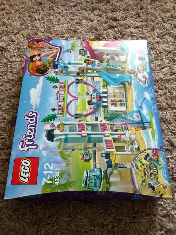 Lego Friends Kurort W Heartlake 41347 7417848039 Oficjalne