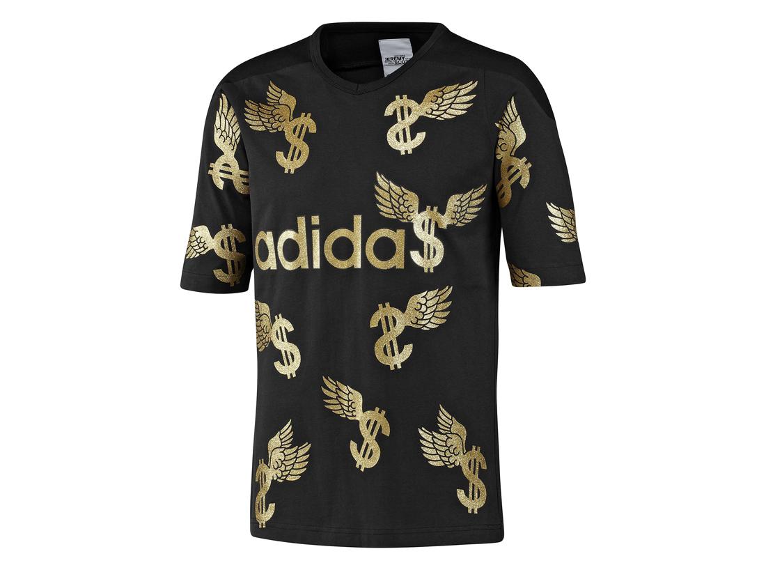 4f2f1e2ead840 Koszulka męska Adidas Jeremy Scott F80982 - 6718849498 - oficjalne ...