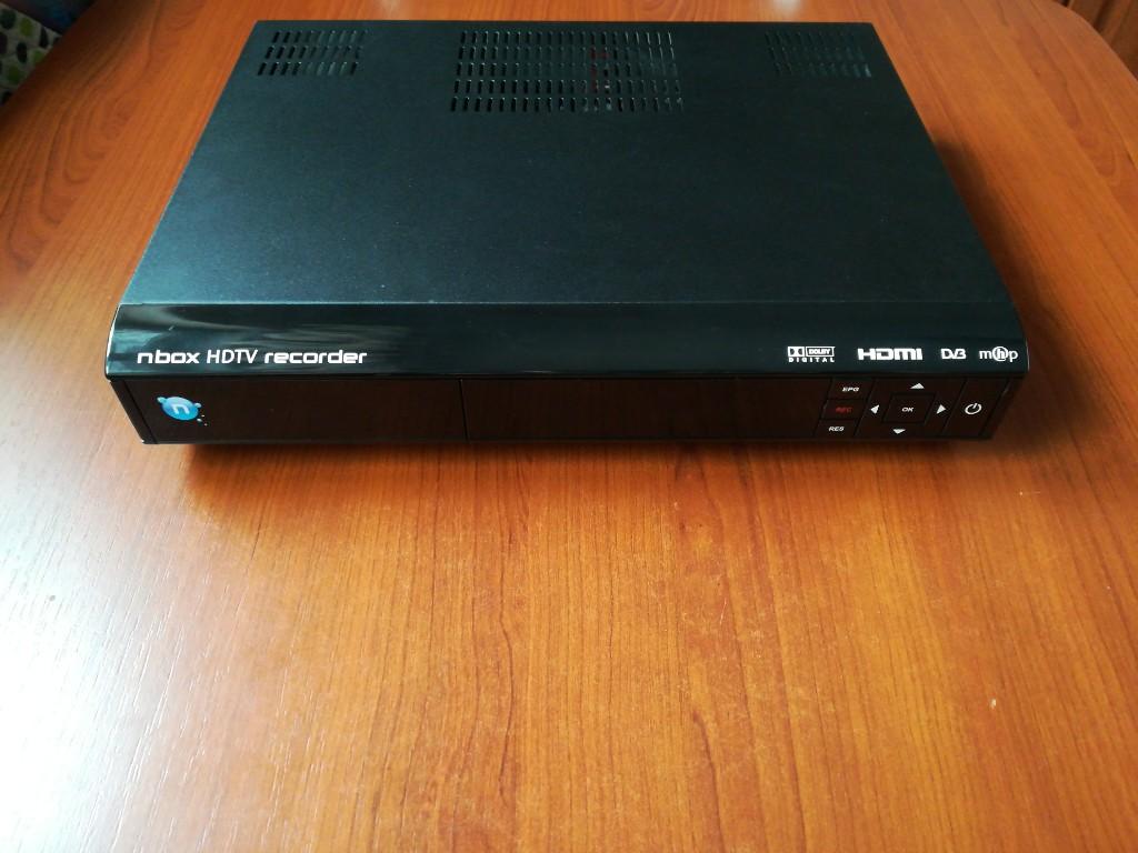 NBOX BZZB ENIGMA2 500GB OpenPLi IPTVPlayer - 7231000611 - oficjalne