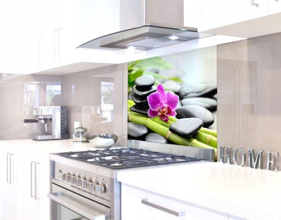 Szkło Z Nadrukiem Hartowane Kuchnia łazienka 80x70