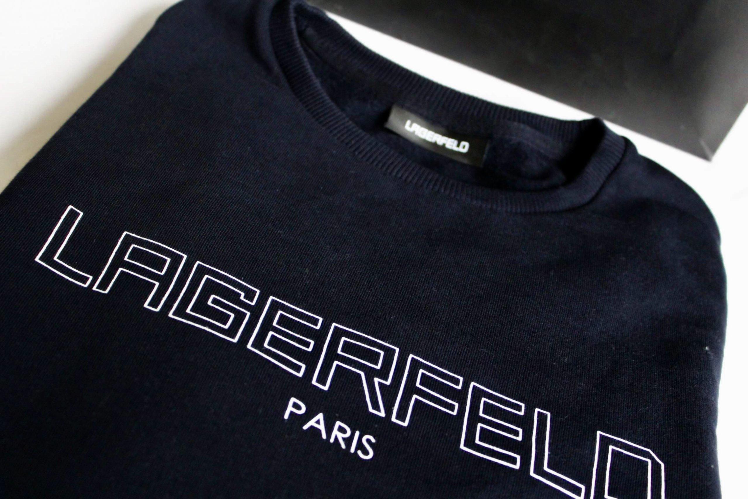 d68b8ae3586bba KARL LAGERFELD PARIS = BLUZA