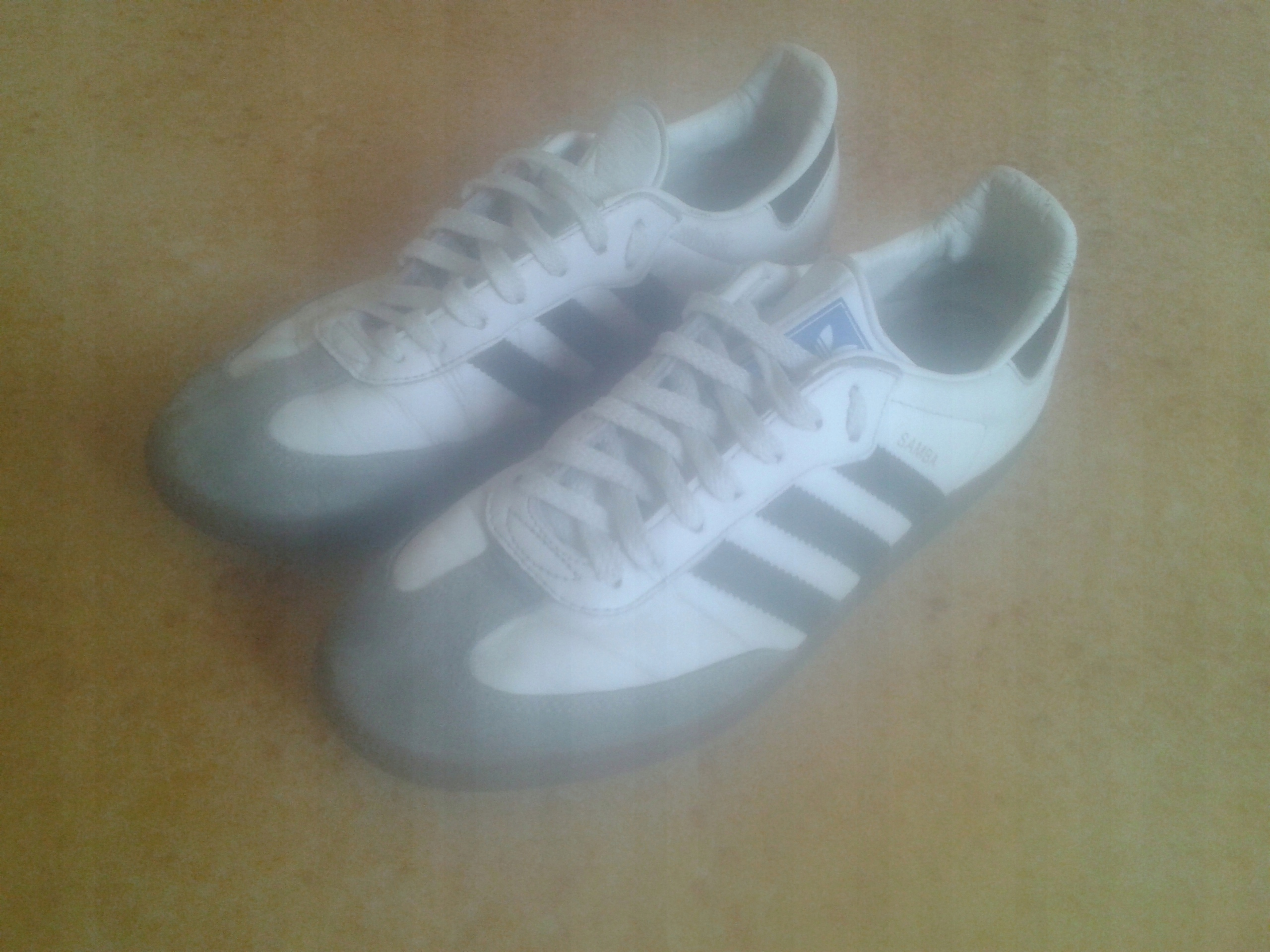 big sale 99e54 72eae Buty Adidas Samba 43 men skóra oldschool