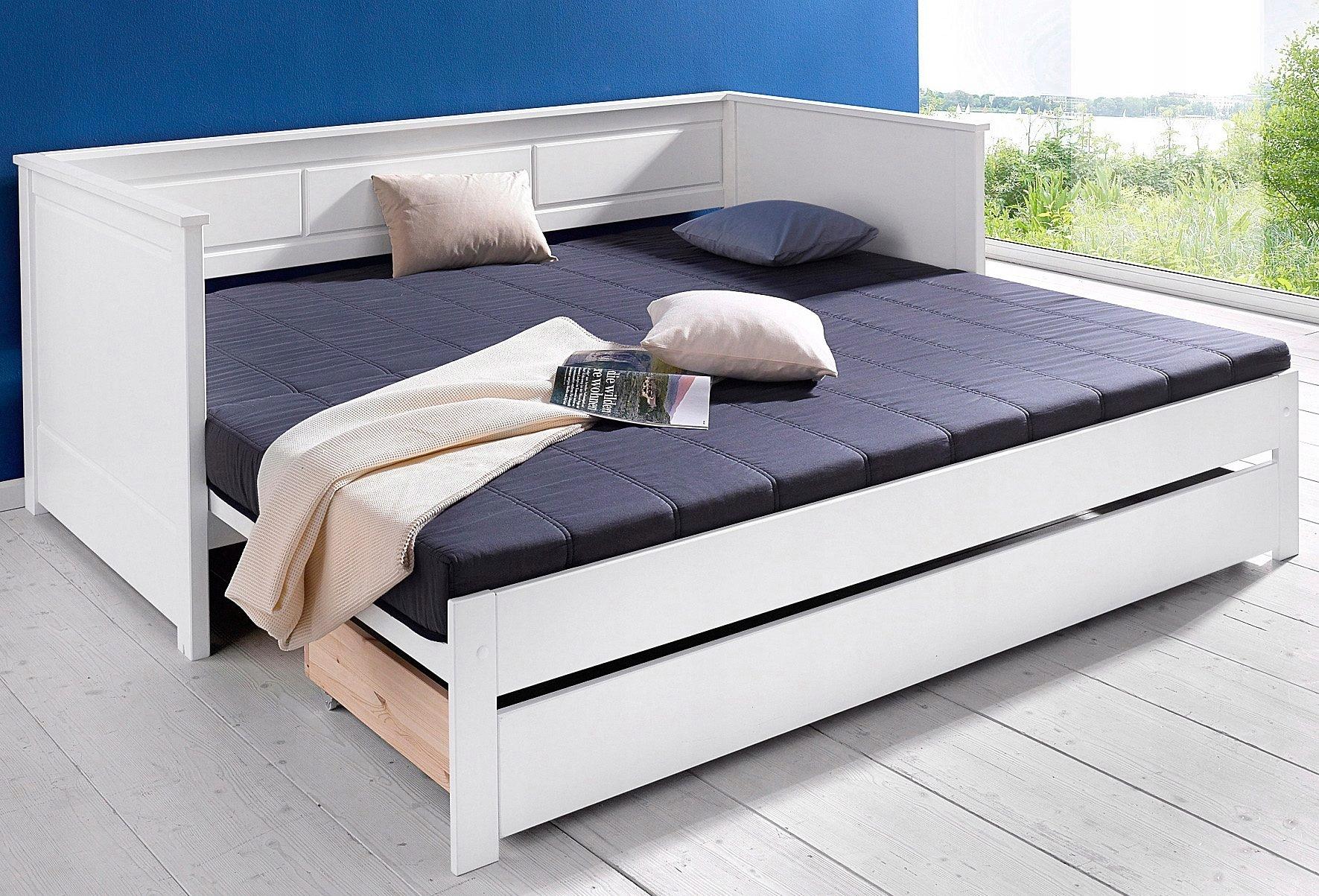 Praktyczne Rozkładane łóżko Także Dla 2 Osób 7664670649