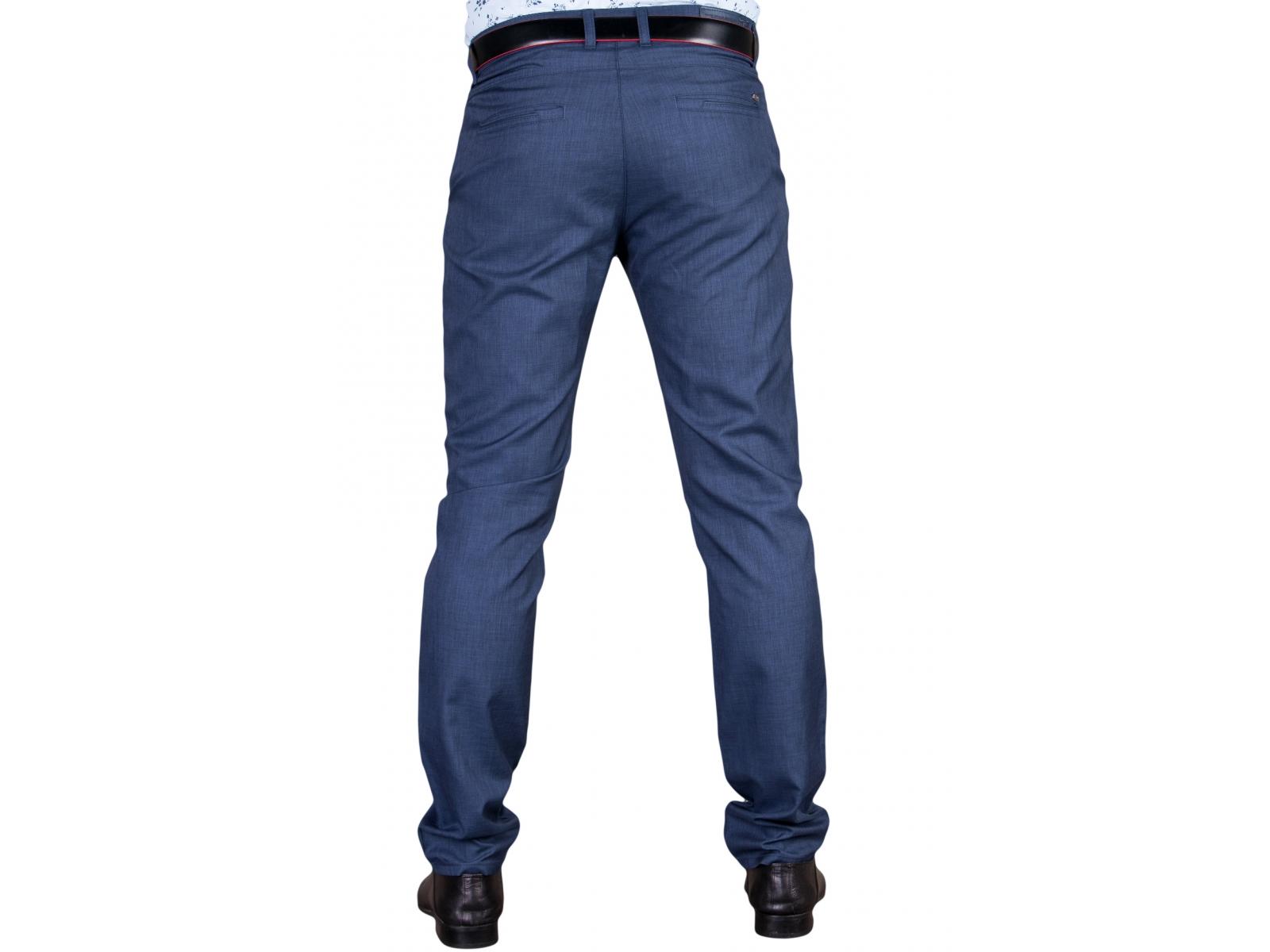 4ae2b3c6cbce8 Spodnie wizytowe cienkie 1710 fashionmen2 rozm. 44 - 7314332212 ...
