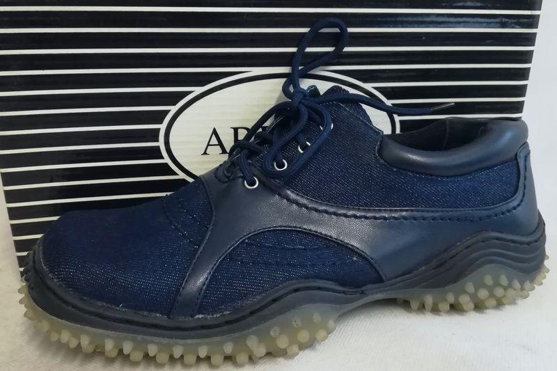buty robocze sandały damskie 37 rozm niebieski welur