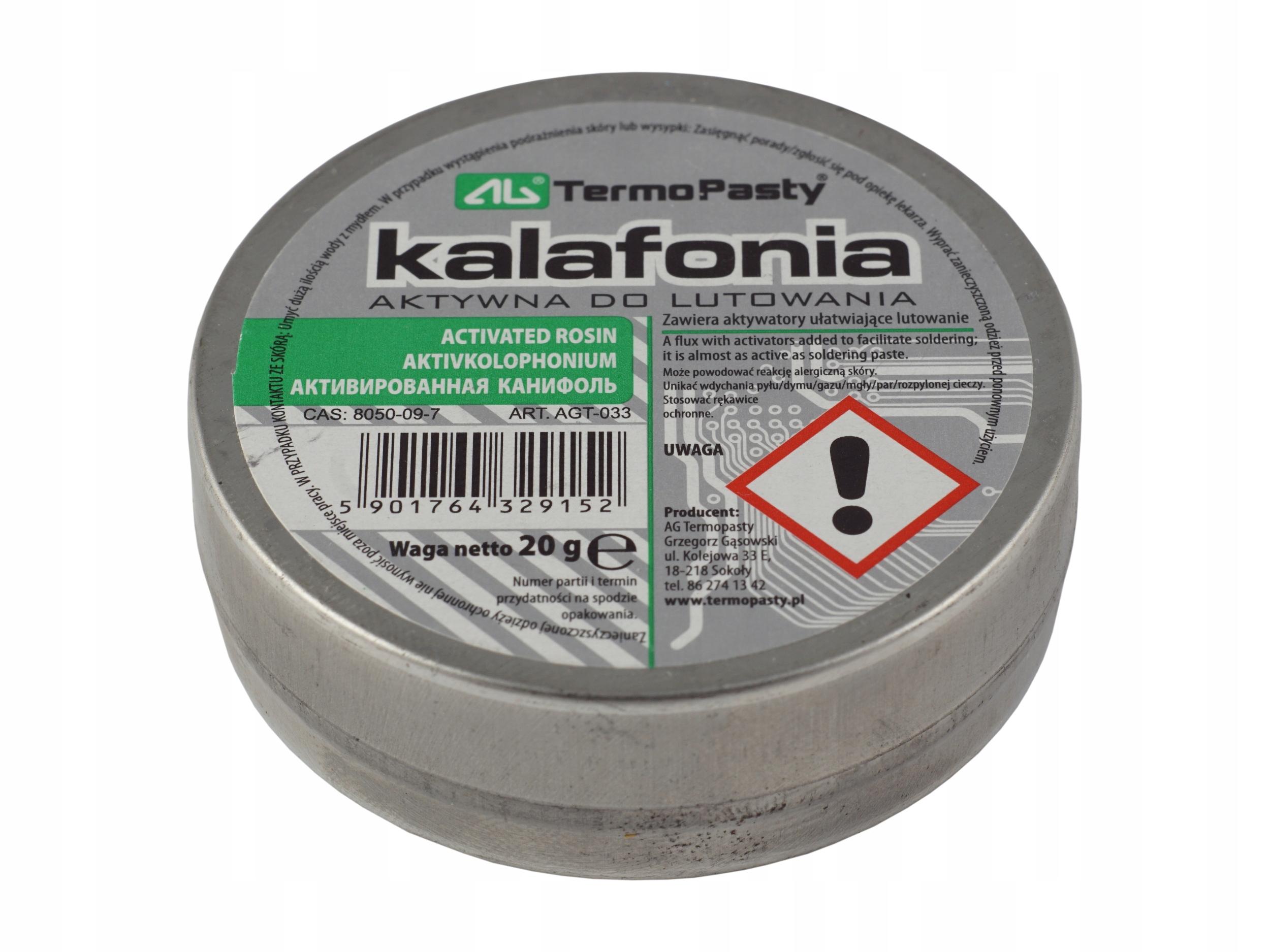 Kalafonia 20g