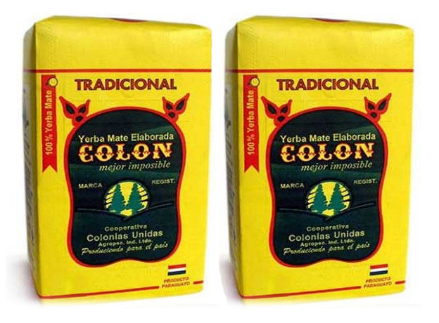 Yerba mate Colon Klasyczny 2x1kg Tradicional 2000g