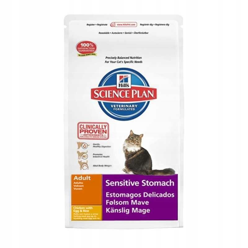 HILL'S Feline Adult Sensitive Stomach 5kg