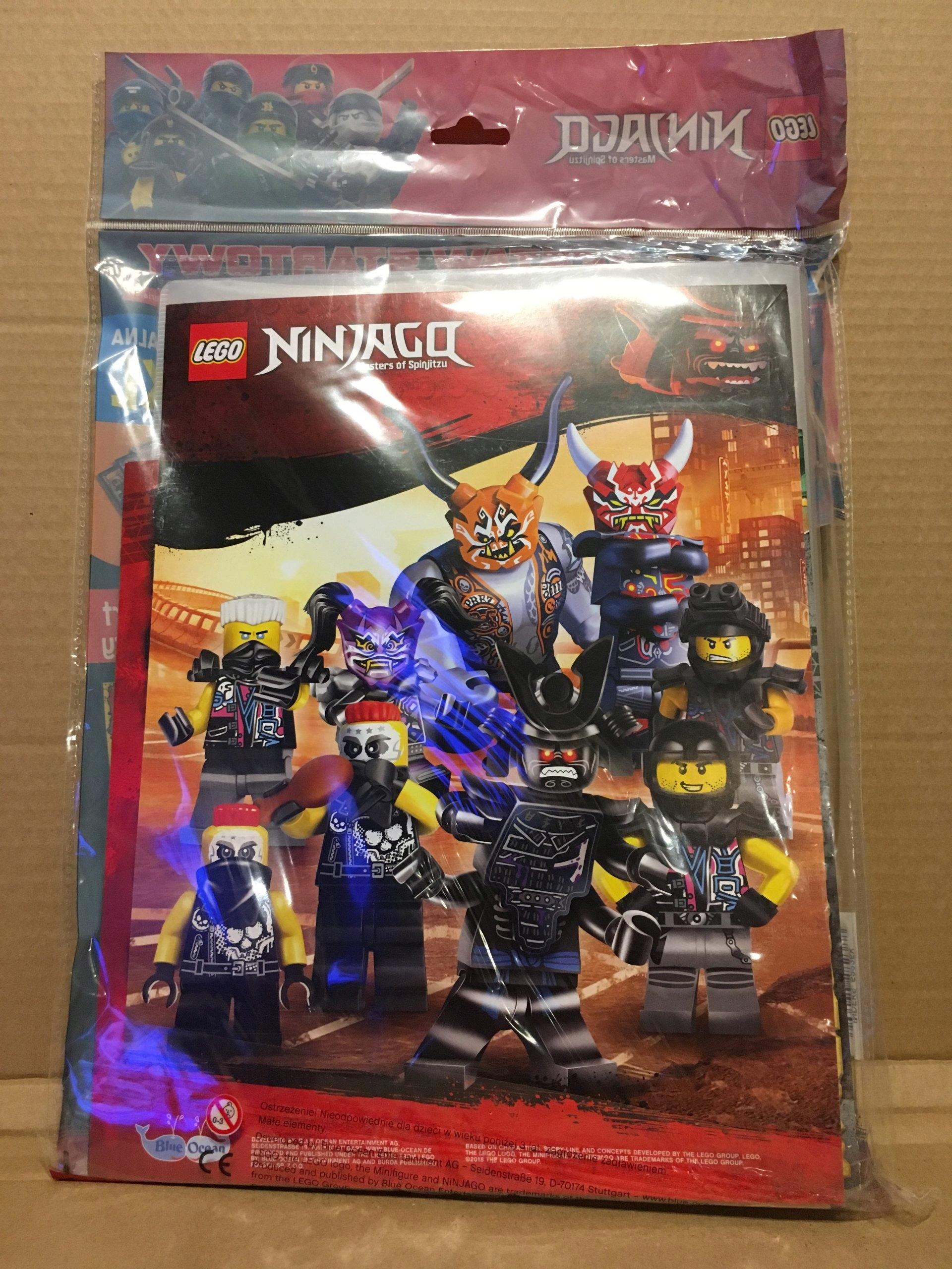Tylko na zewnątrz Karty Lego NINJAGO - seria 3 -ZESTAW STARTOWY - 7421271721 IK35