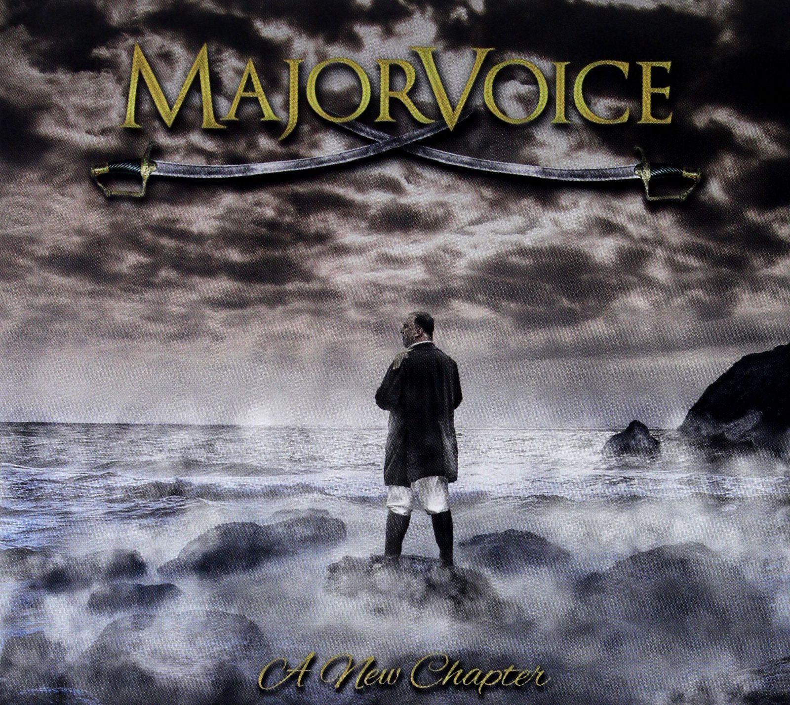 MAJORVOICE: A NEW CHAPTER (DIGIPACK) [CD]