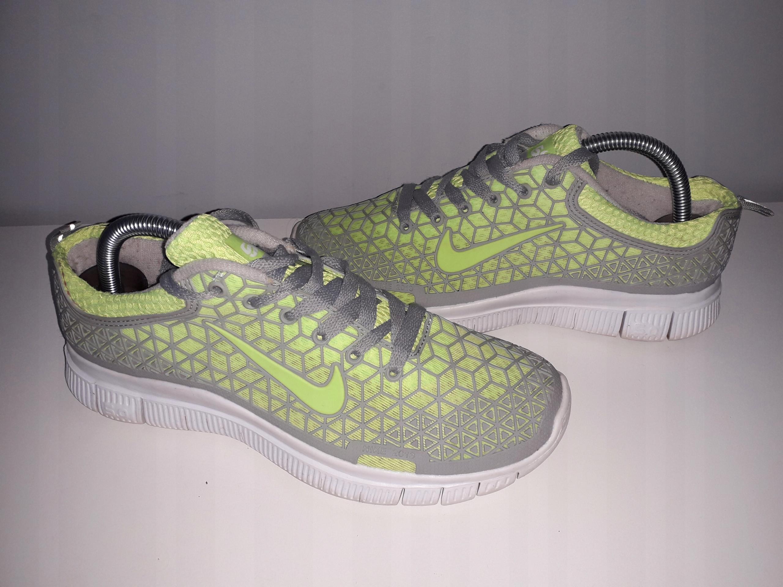 new product 1d21a ec0d2 NIKE FREE RUN 5 damskie buty sportowe OKAZJA 40 (7529278980)