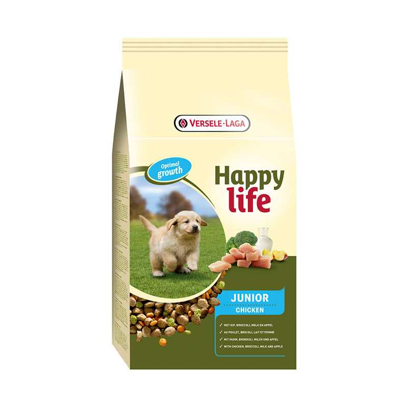 BENTO KRONEN Happy Life Junior Chicken 3kg