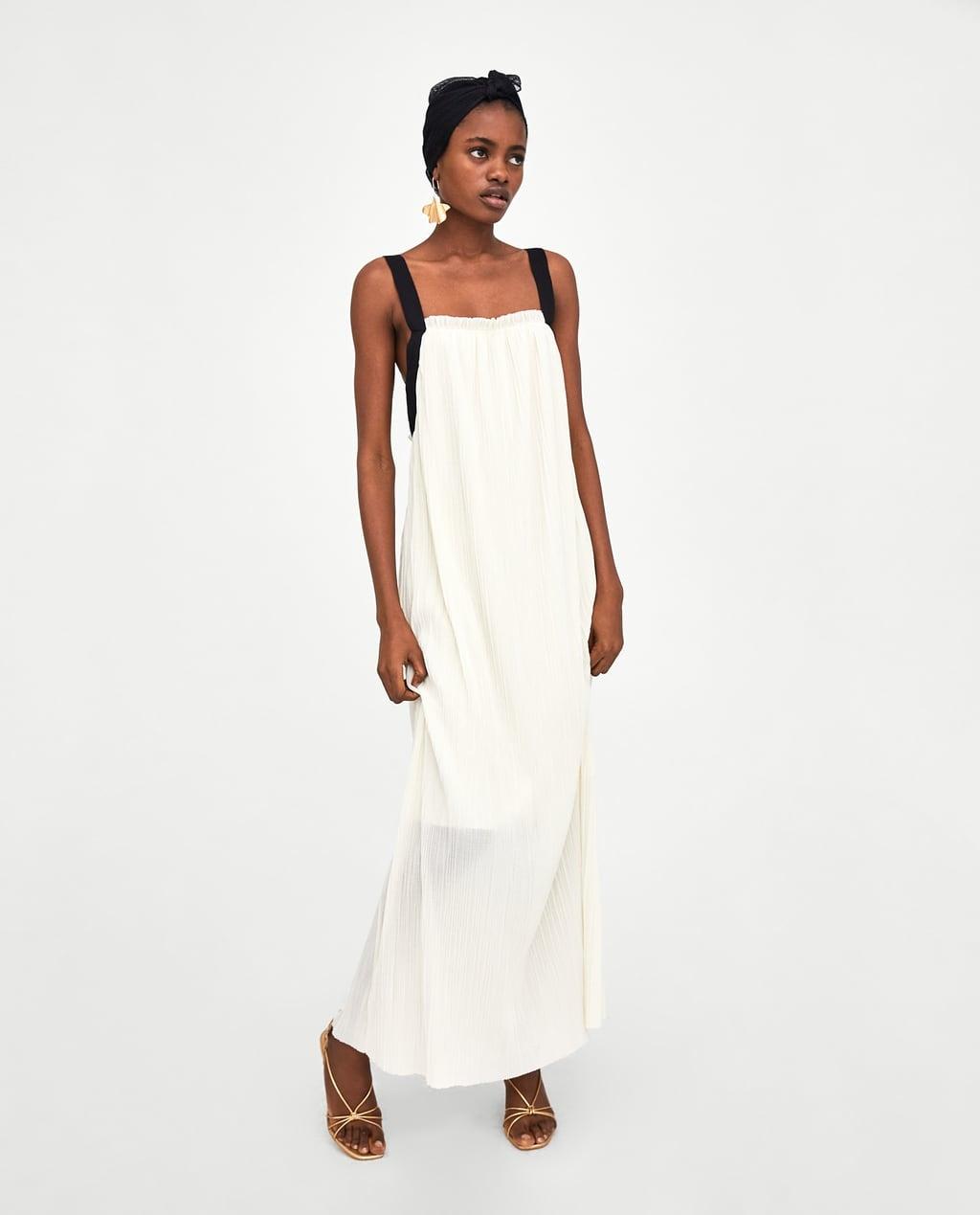 ea761abd04 Zara rewelacyjna sukienka rozmiar M - 7447090963 - oficjalne ...