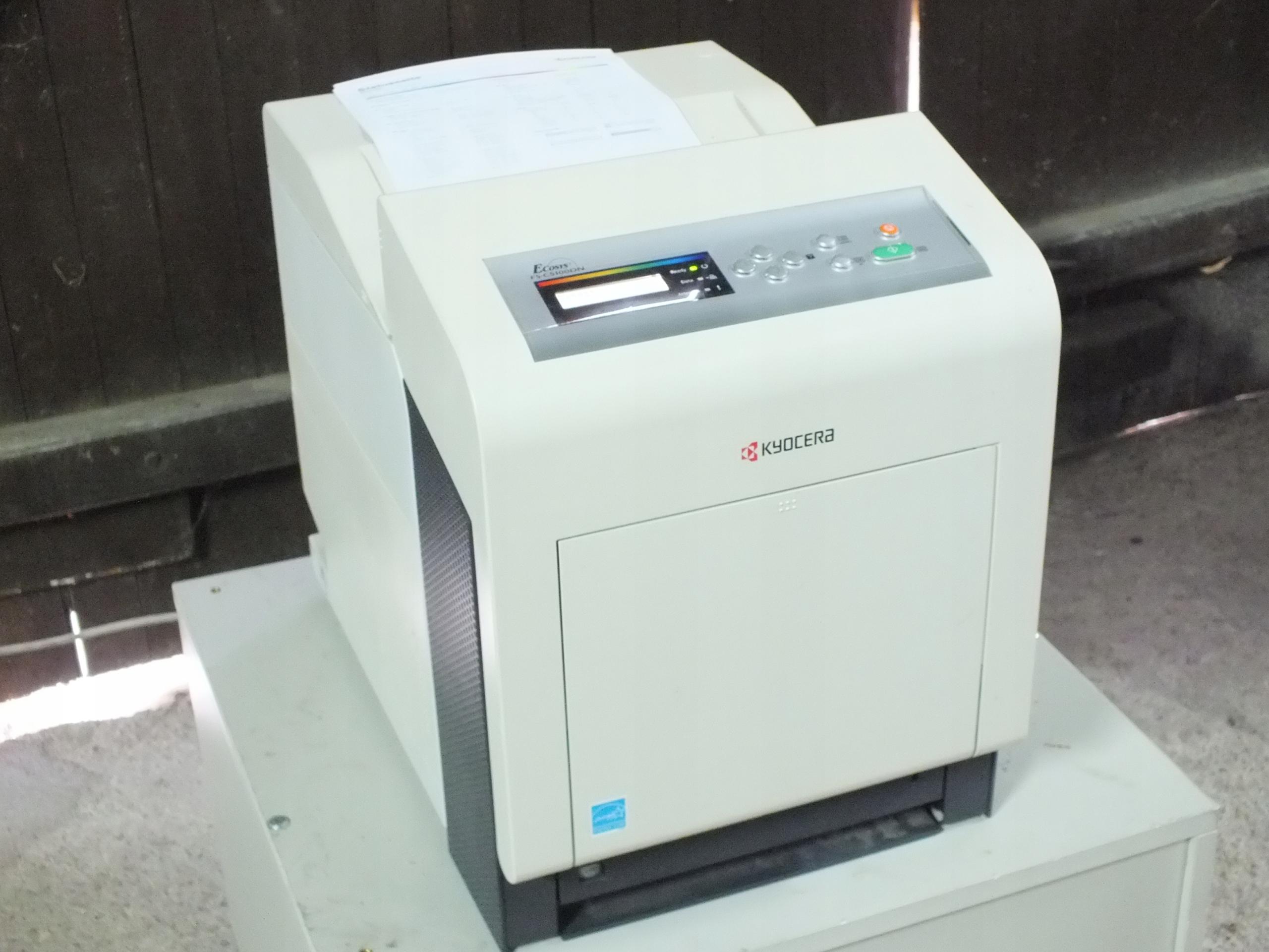 KYOCERA ECOSYS FS-C5100DN Z NIEMIEC