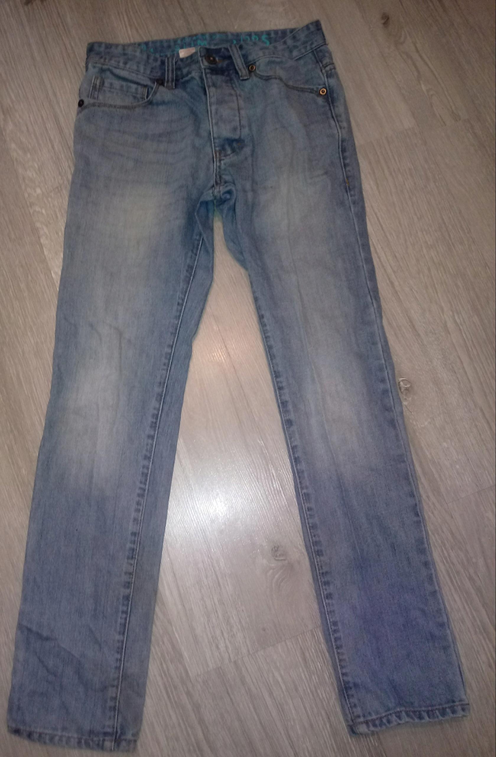 9b37d0809dcf Spodnie damskie jeans NEXT r.S M OKAZJA - 7692484150 - oficjalne ...