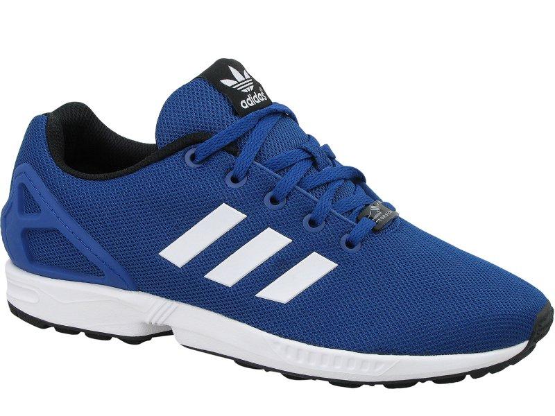 Buty damskie adidas ZX Flux S76253 | odcienie niebieskiego