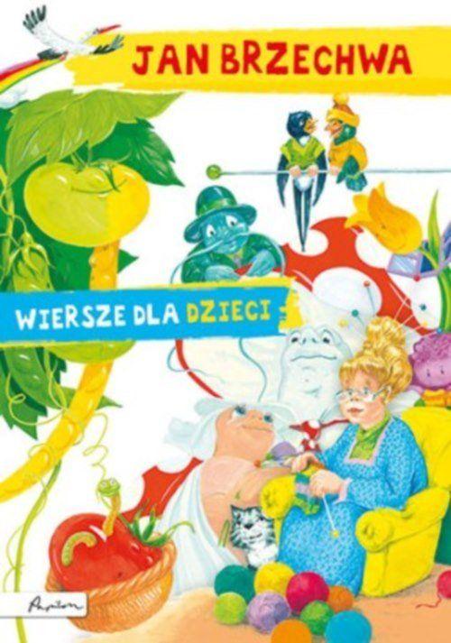 Jan Brzechwa Wiersze Dla Dzieci Brzechwa Jan Promo