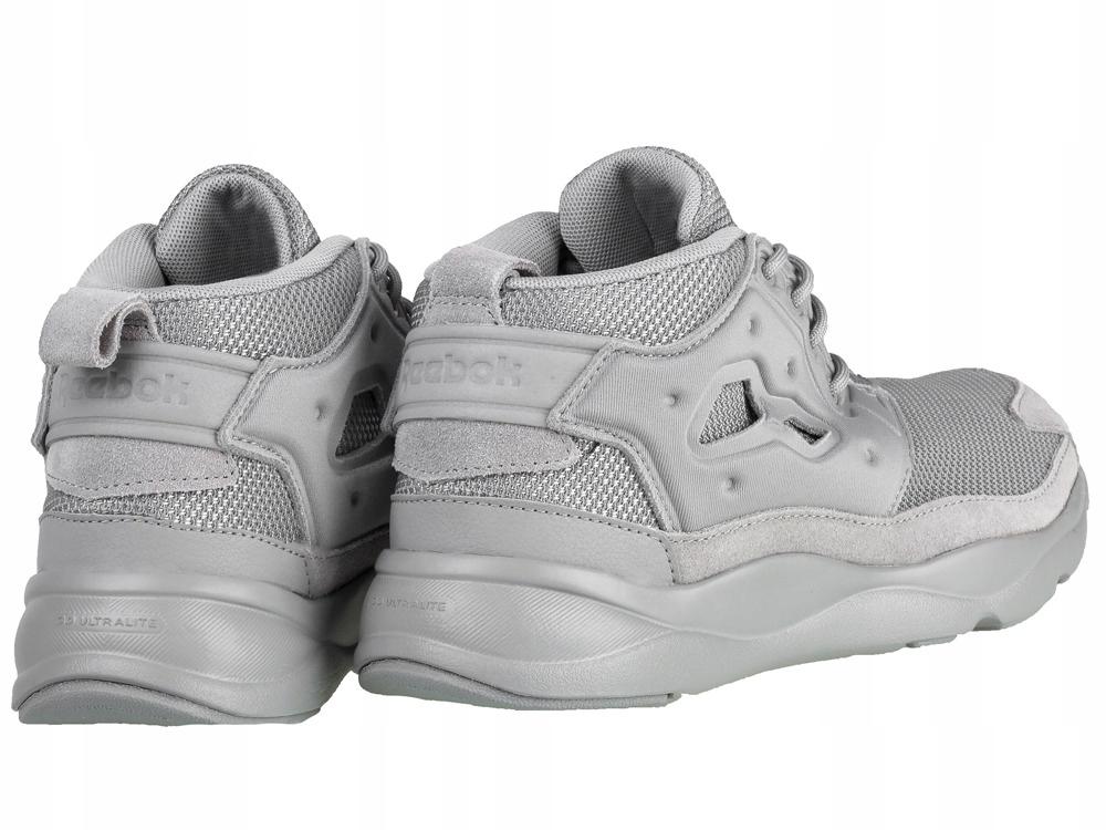 Sportowe damskie buty REEBOK V70064 Nowość Szare