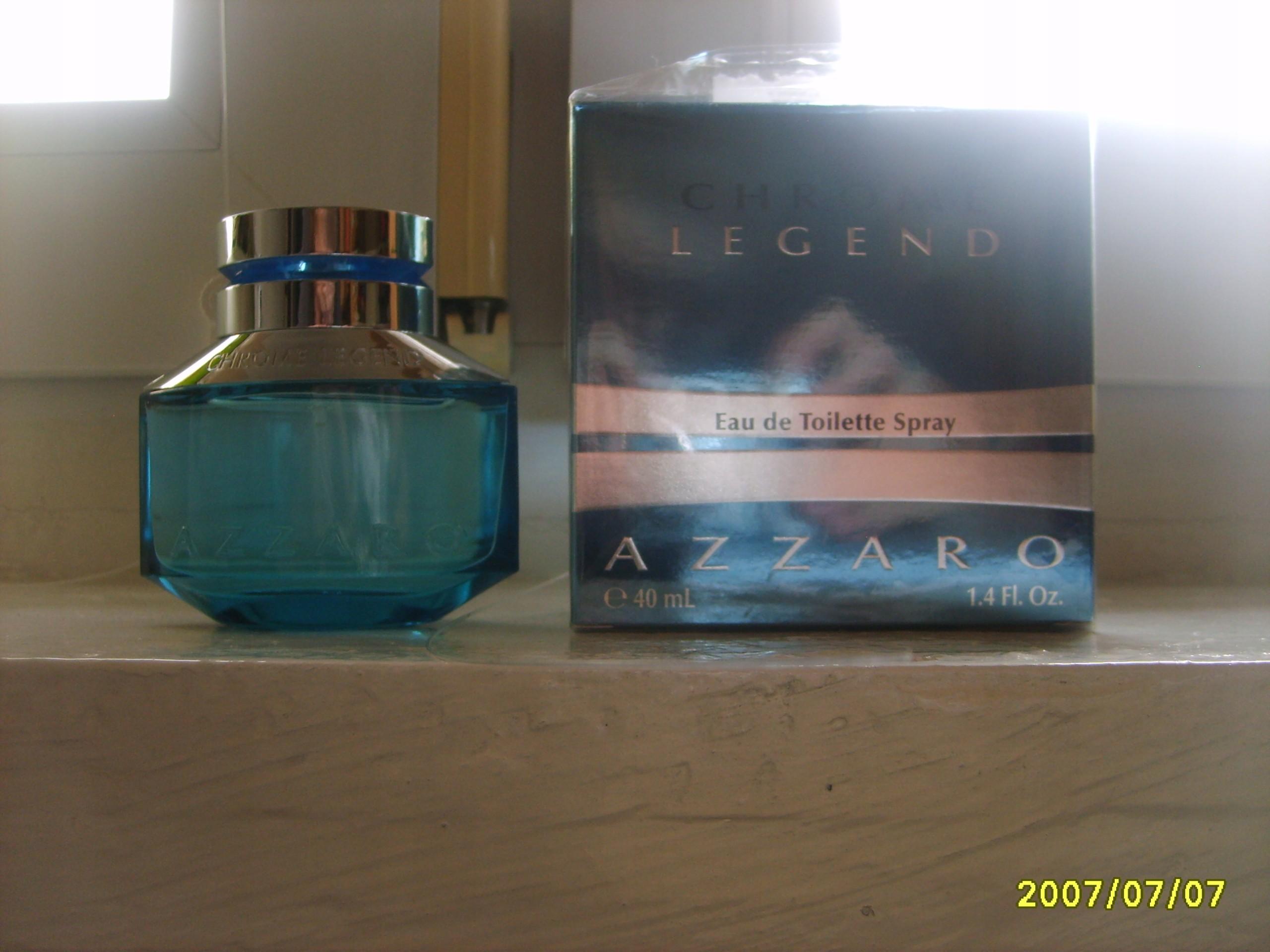 discount official supplier los angeles Piękny zapach Azzaro Chrome LEGEND - Rossmann -