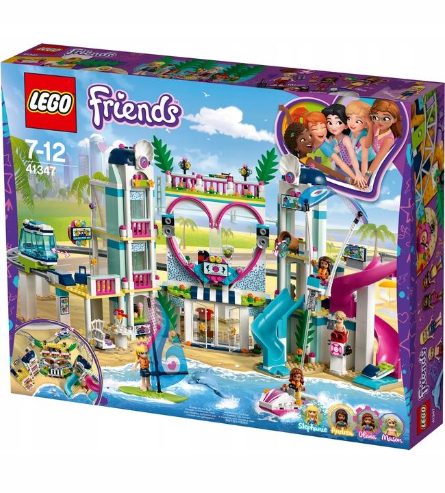 Lego Friends 41347 Kurort W Heartlake Nowe Okazja