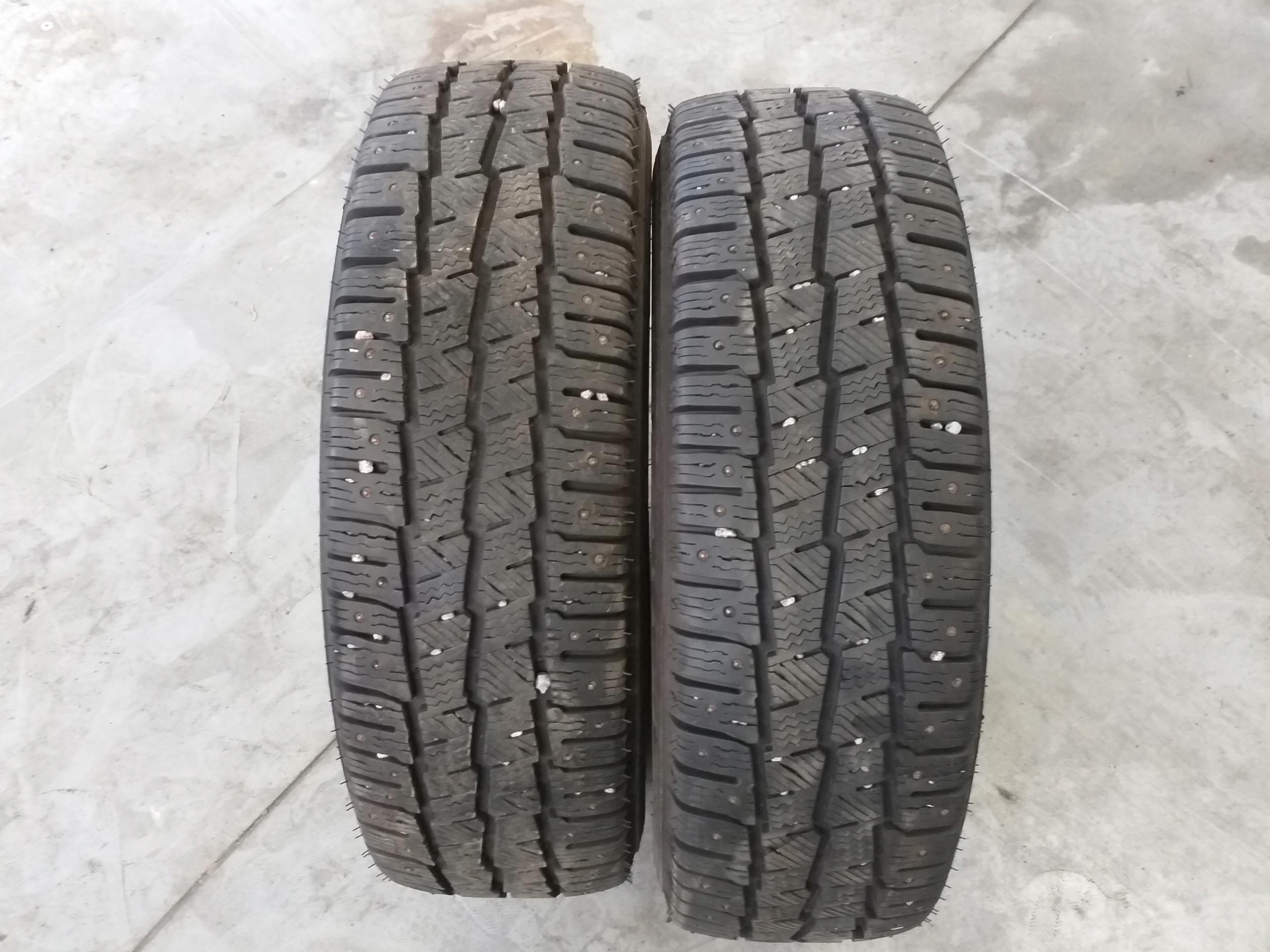 Opony Michelin Kolce Z Kolcami Bieżnik 94 Mm 7689680702