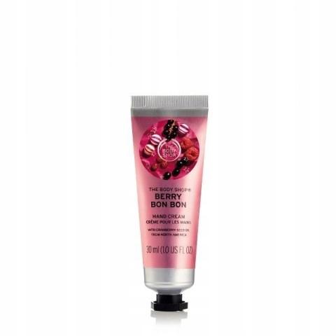 The Body Shop Berry Bon Bon Hand Cream 30ml UK