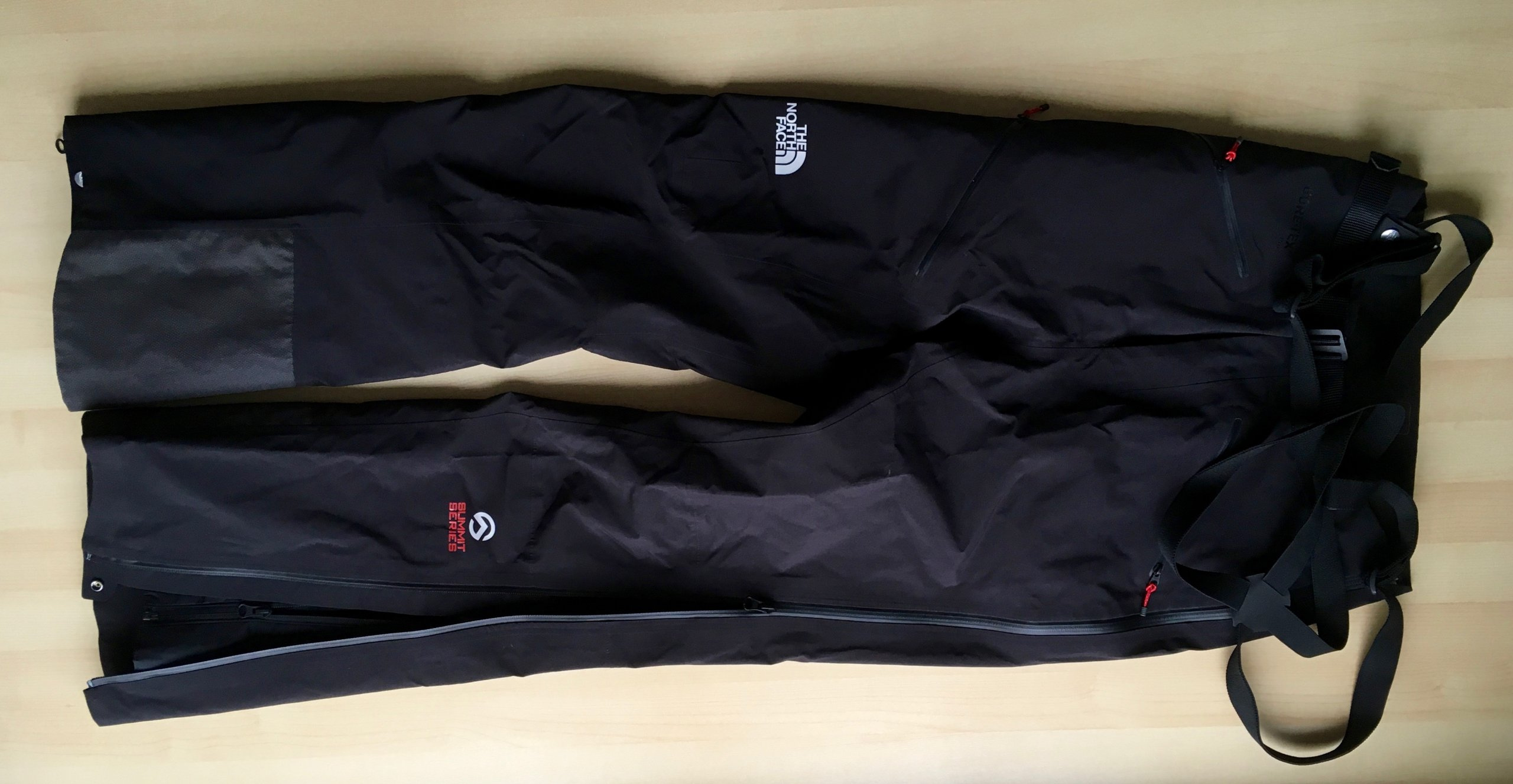 NOWE spodnie The North Face goretex PRO r.30