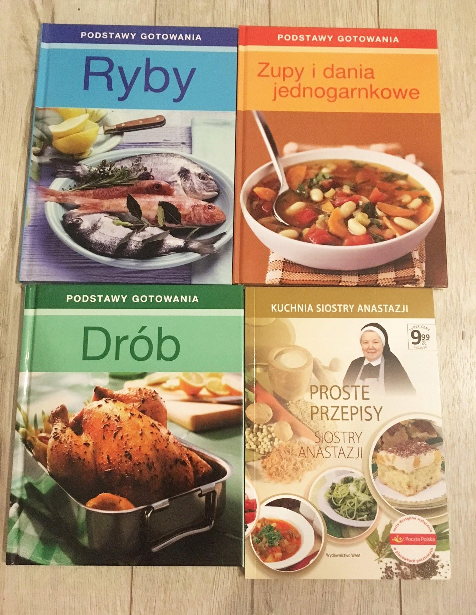 Podstawy Gotowania Ryby Drob Zupy Proste Przepisy 7395379023