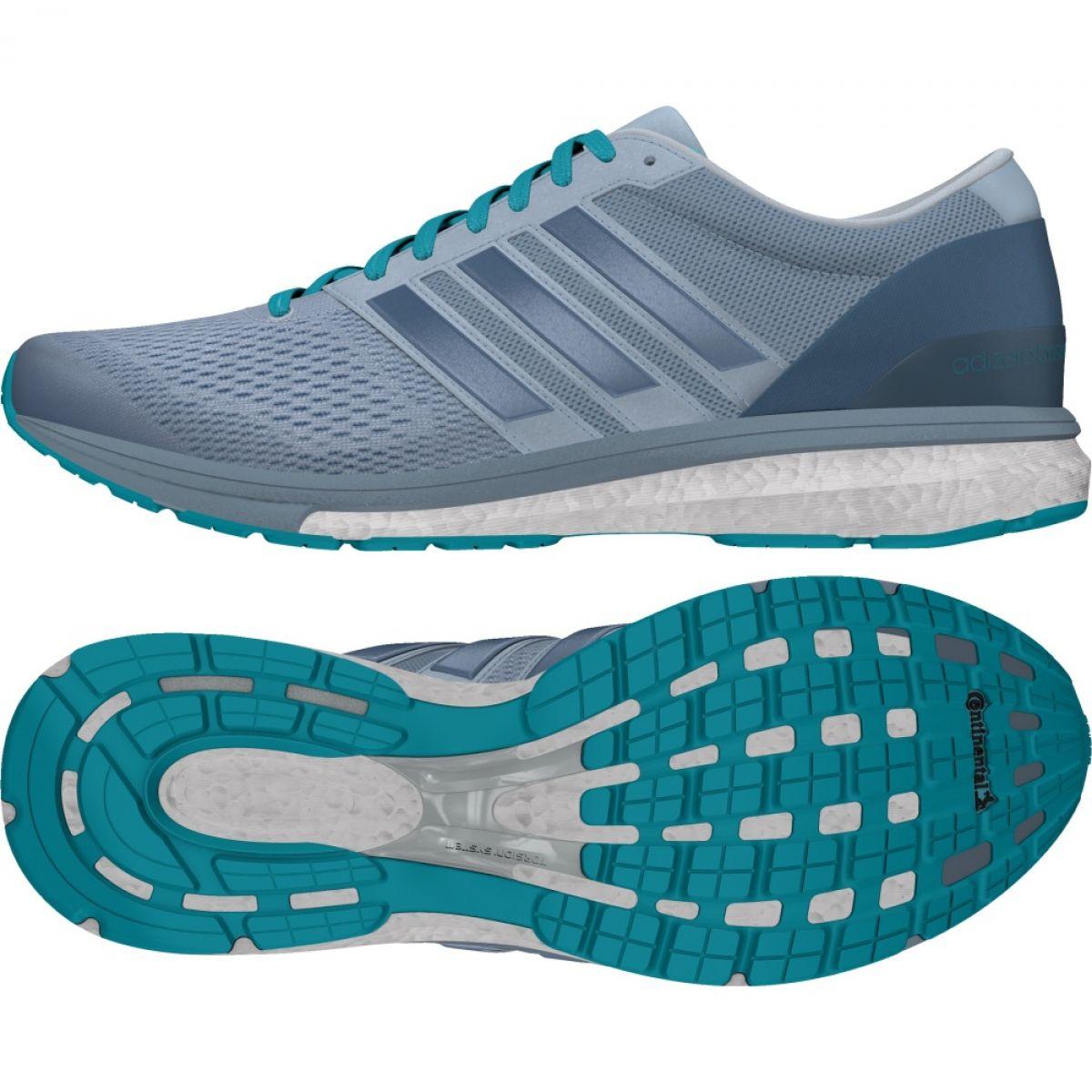 Buty biegowe adidas Adizero Boston 6 W BA7 39 13
