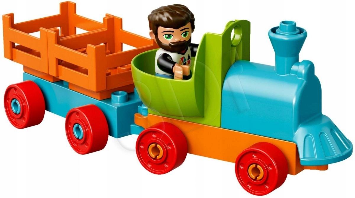 Klocki Lego Duplo 10840 Duże Wesołe Miasteczko 7531987253
