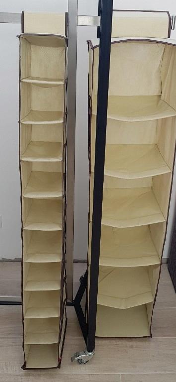 Zestaw Półki Wiszące Materiałowe Vox 7602342254