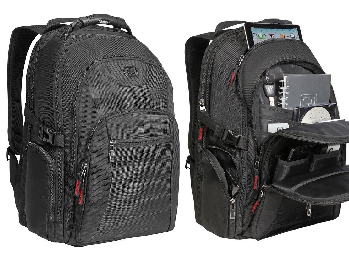 efaac7000bfdf Ogio Urban Black plecak na laptop 17'' /FV/24h - 6715282899 ...