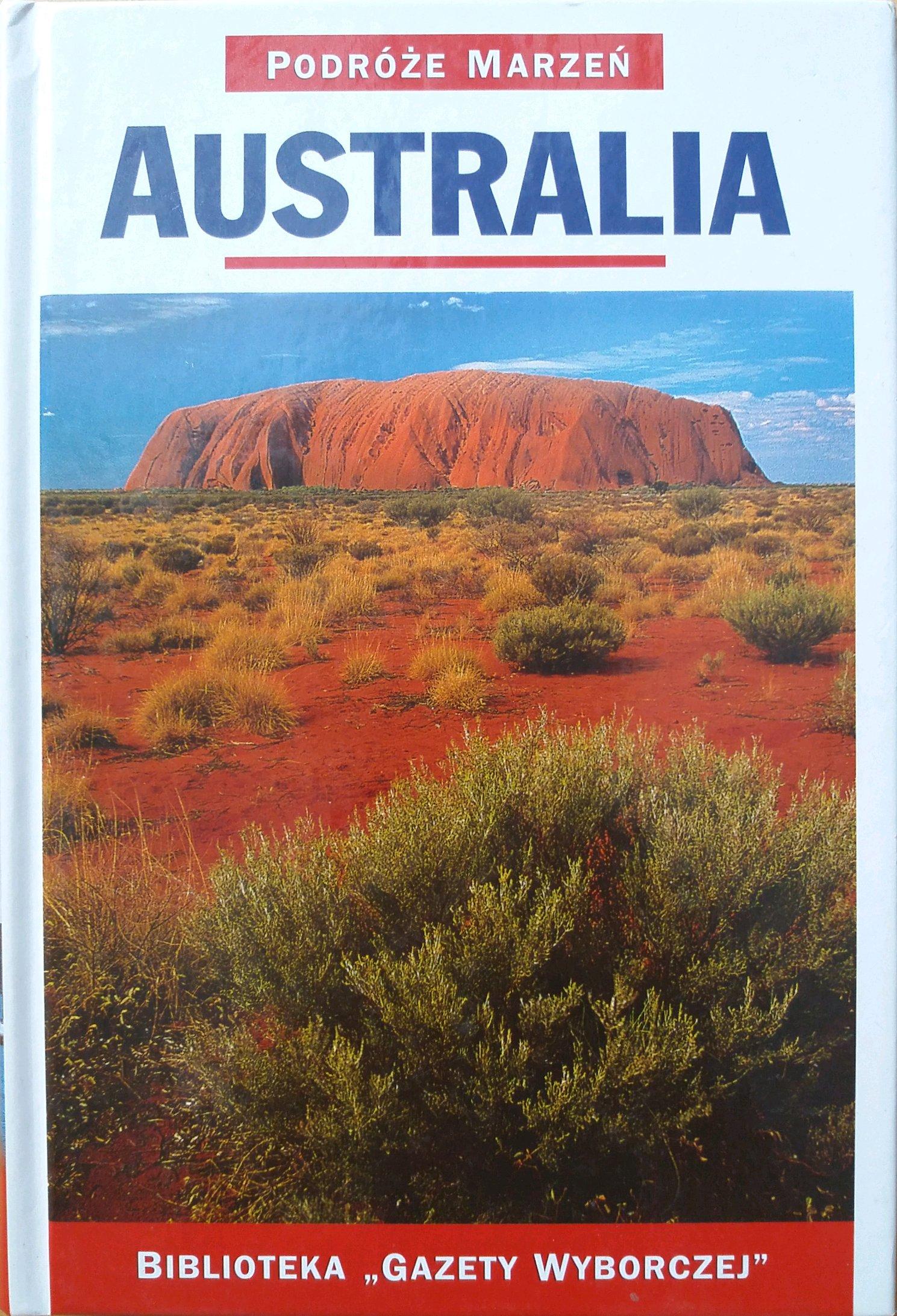 Znalezione obrazy dla zapytania: Podróże marzeń Nr 14 - Australia