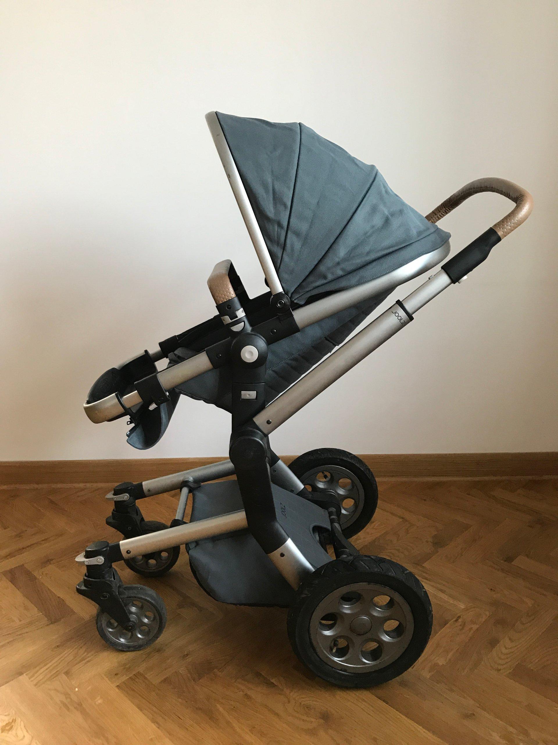 Zaawansowane Wózek Joolz Day Quadro Blue - BDB stan - 7145244017 - oficjalne FZ46