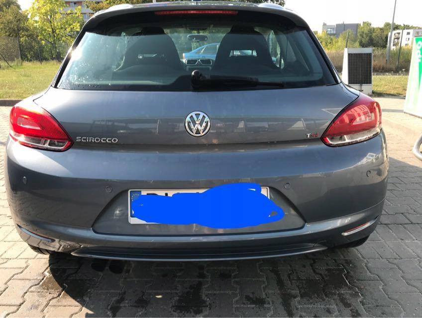 VW SCIROCCO 1.4 TSI 160 KM@@@@ POLECAM