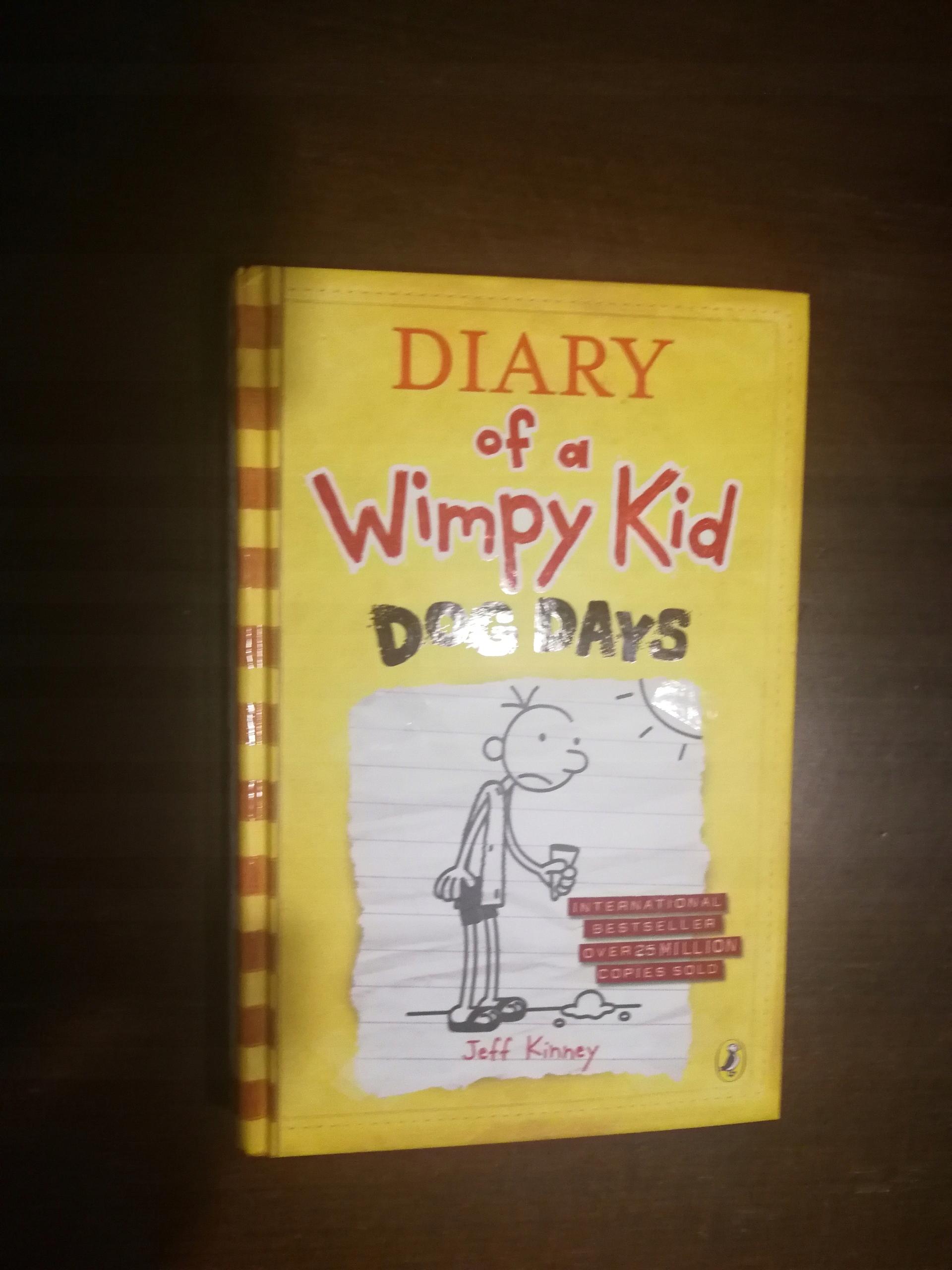 Kinney, Diary of a Wimpy Kid, Dog days