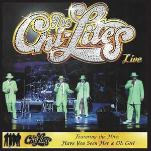 DVD Chi-Lites - Live