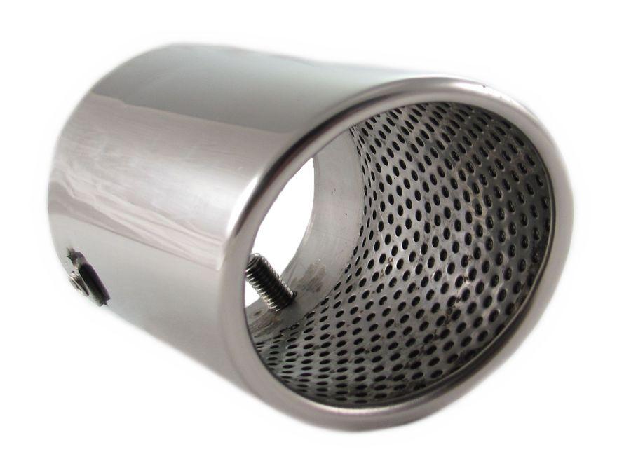 купить похожий для наконечник глушитель wydechu audi vw skoda q5 a4 71mm