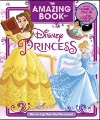 Amazing Book of Disney Princess